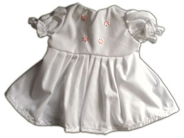 Cotton Doll Dress as featured on TV